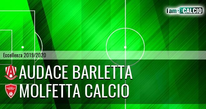 Audace Barletta - Molfetta Calcio
