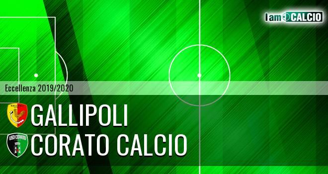 Gallipoli - Corato Calcio