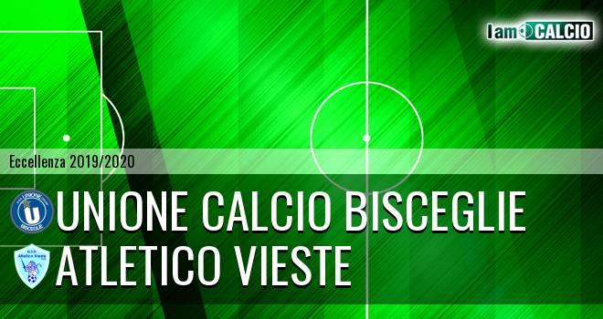 Unione Calcio Bisceglie - Atletico Vieste