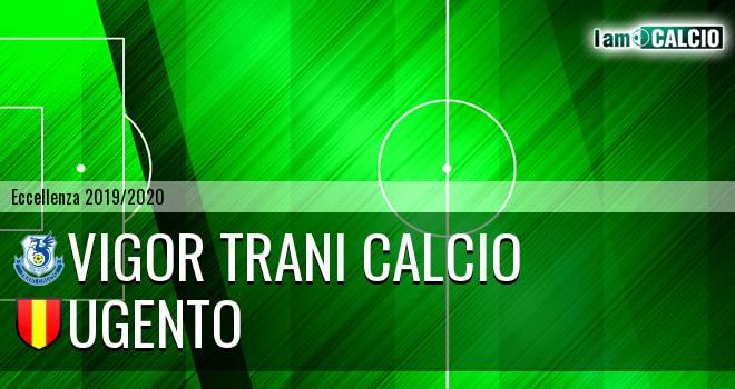 Vigor Trani Calcio - Ugento