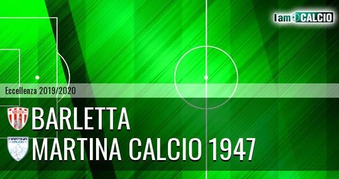 Barletta - Martina Calcio 1947