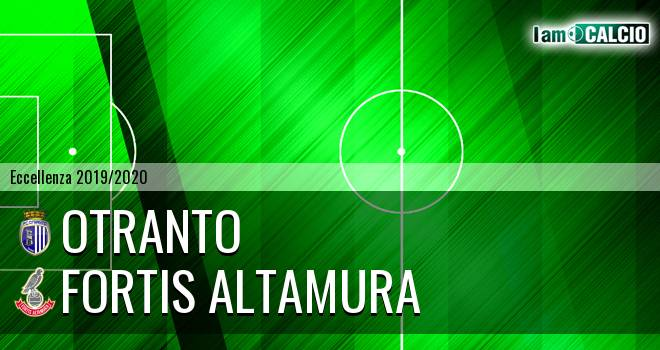 Otranto - Fortis Altamura