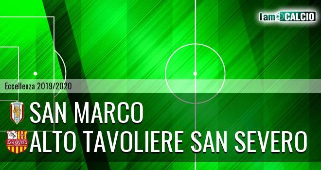 San Marco - Alto Tavoliere San Severo