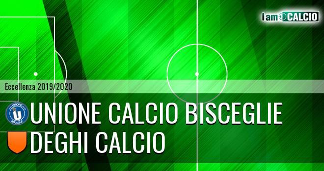 Unione Calcio Bisceglie - Deghi Calcio