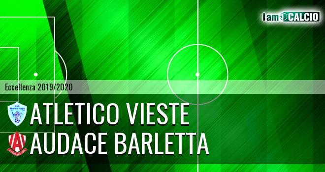 Atletico Vieste - Audace Barletta