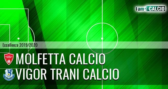 Molfetta Calcio - Vigor Trani Calcio