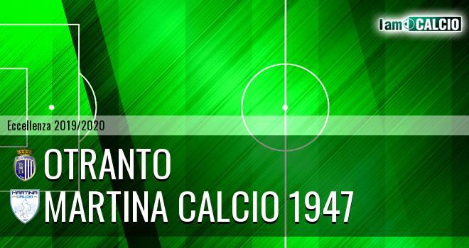 Otranto - Martina Calcio 1947