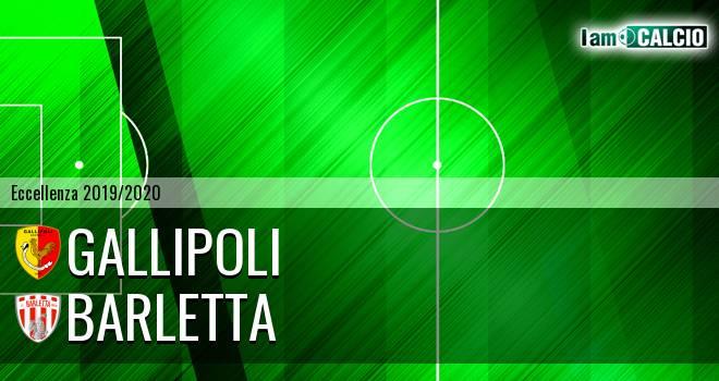 Gallipoli - Barletta