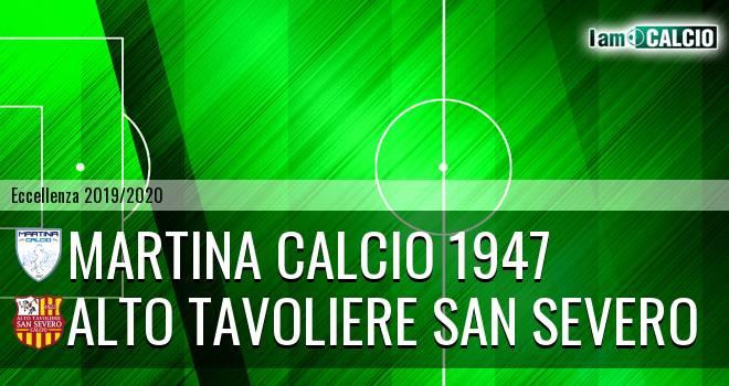 Martina Calcio 1947 - Alto Tavoliere San Severo