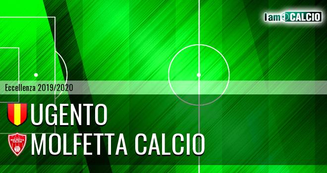 Ugento - Molfetta Calcio