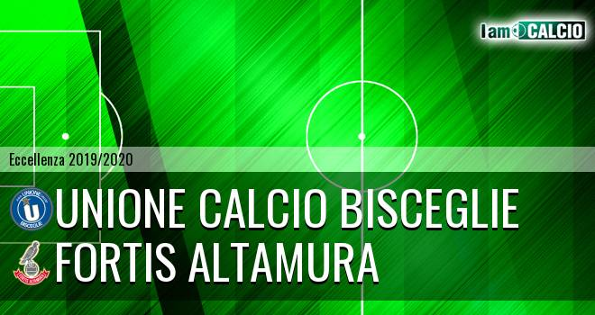 Unione Calcio Bisceglie - Fortis Altamura