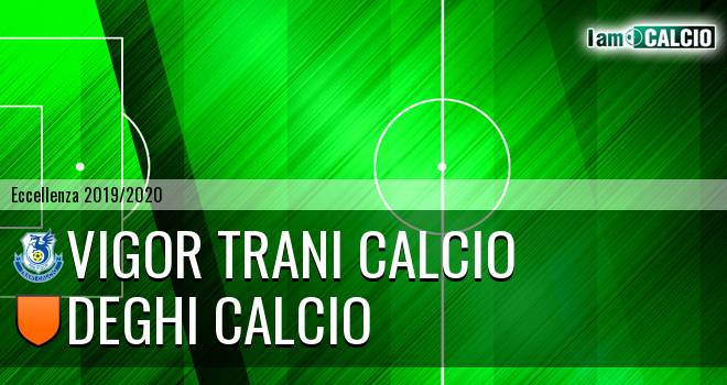 Vigor Trani Calcio - Deghi Calcio