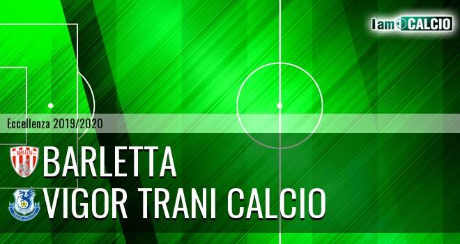 Barletta - Vigor Trani Calcio