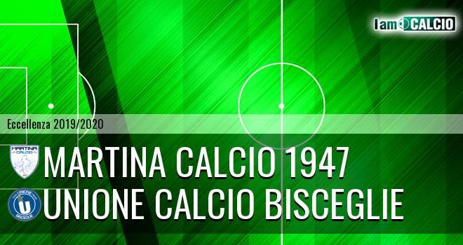 Martina Calcio 1947 - Unione Calcio Bisceglie