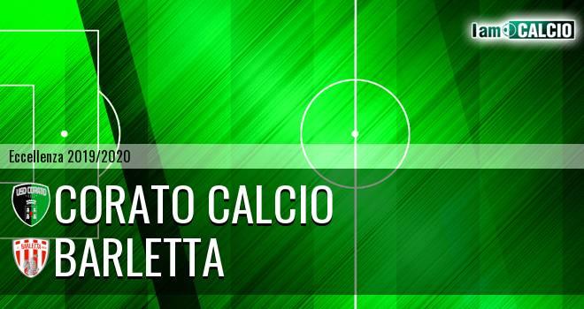 Corato Calcio - Barletta 1922