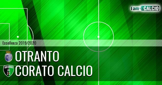 Otranto - Corato Calcio