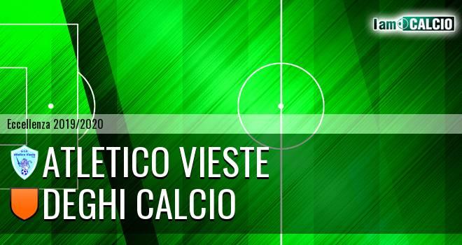 Atletico Vieste - Deghi Calcio