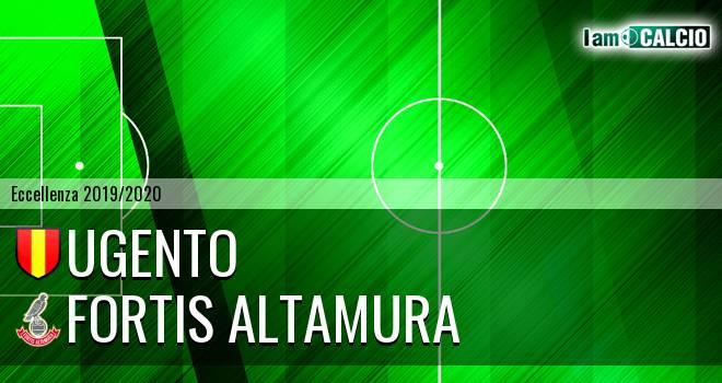 Ugento - Fortis Altamura