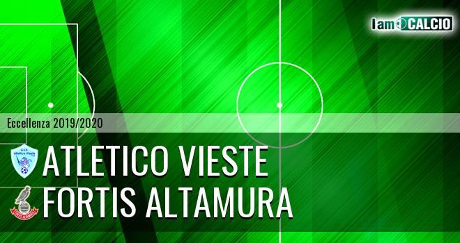 Atletico Vieste - Fortis Altamura