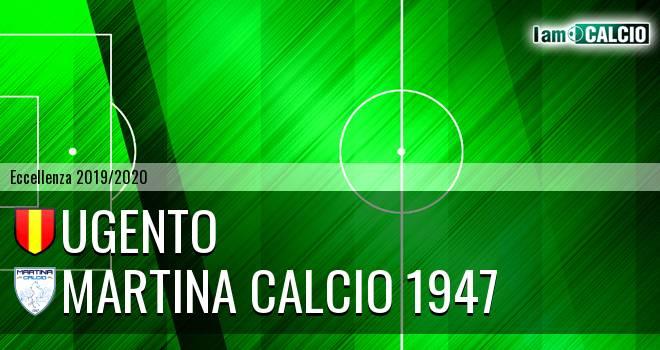 Ugento - Martina Calcio 1947
