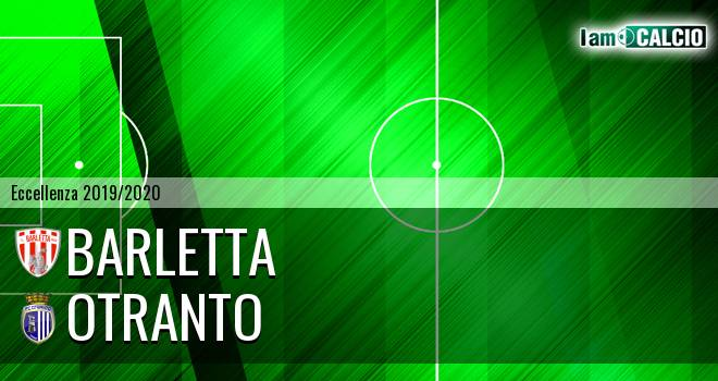 Barletta - Otranto