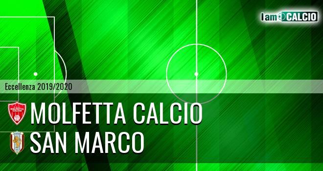 Molfetta Calcio - San Marco