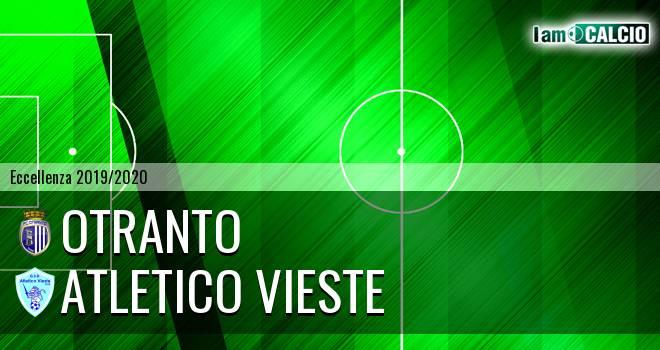 Otranto - Atletico Vieste