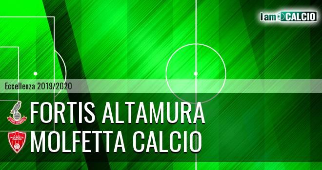 Fortis Altamura - Molfetta Calcio