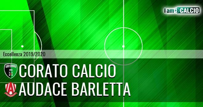 Corato Calcio - Audace Barletta