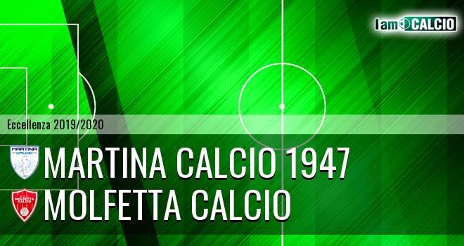 Martina Calcio 1947 - Molfetta Calcio