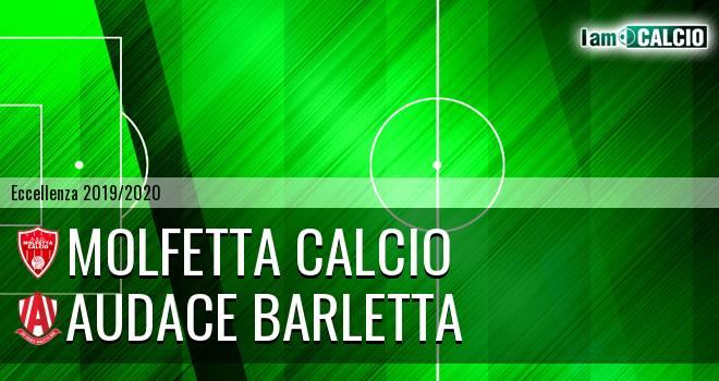 Molfetta Calcio - Audace Barletta