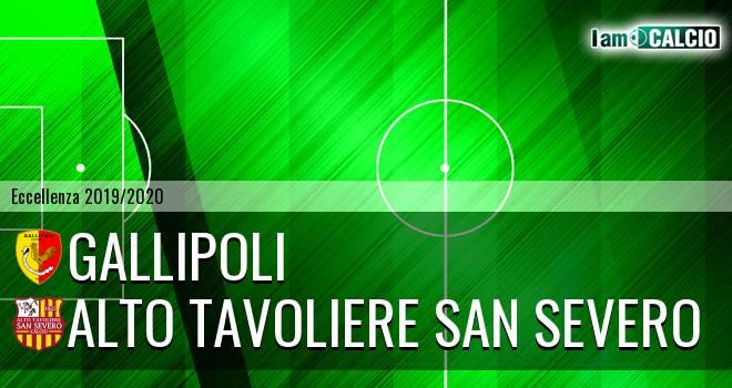 Gallipoli - Alto Tavoliere San Severo