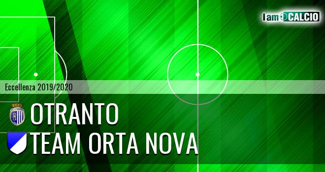 Otranto - Team Orta Nova