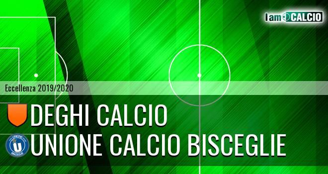 Deghi Calcio - Unione Calcio Bisceglie