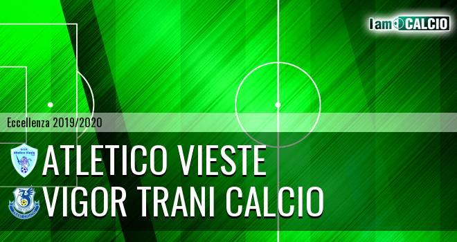Atletico Vieste - Vigor Trani Calcio
