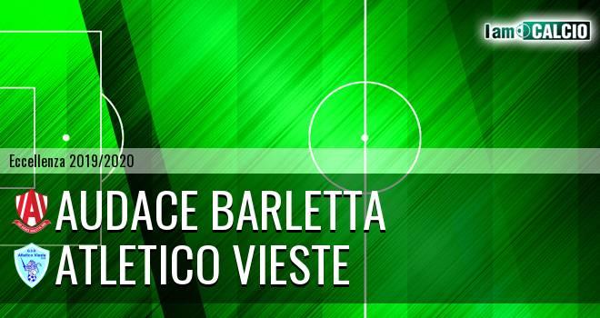 Audace Barletta - Atletico Vieste