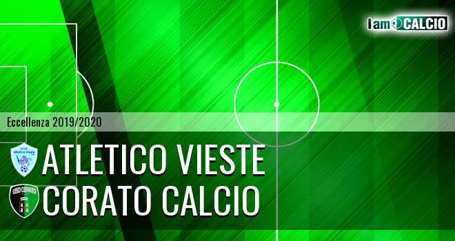 Atletico Vieste - Corato Calcio