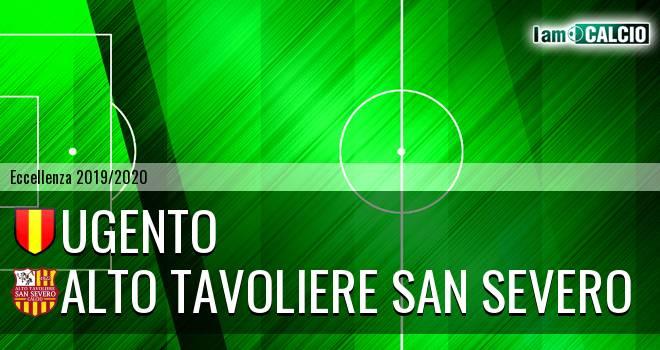 Ugento - San Severo Calcio