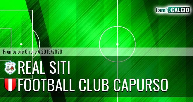 Real Siti - Football Club Capurso