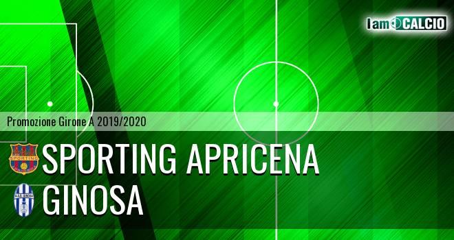 Sporting Apricena - Ginosa