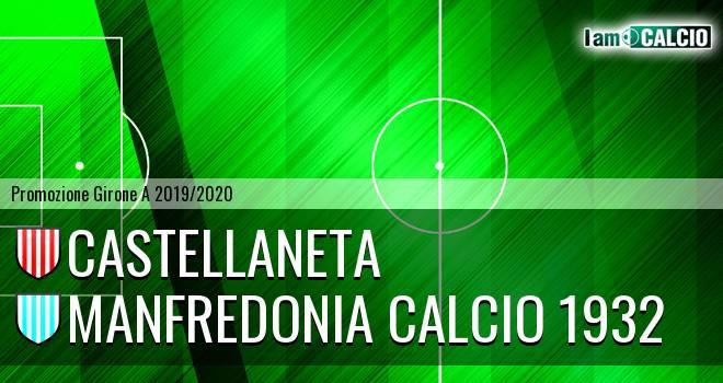 Castellaneta - Manfredonia Calcio 1932