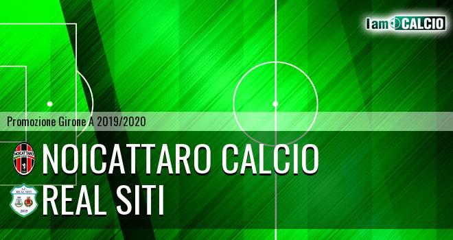 Noicattaro Calcio - Real Siti