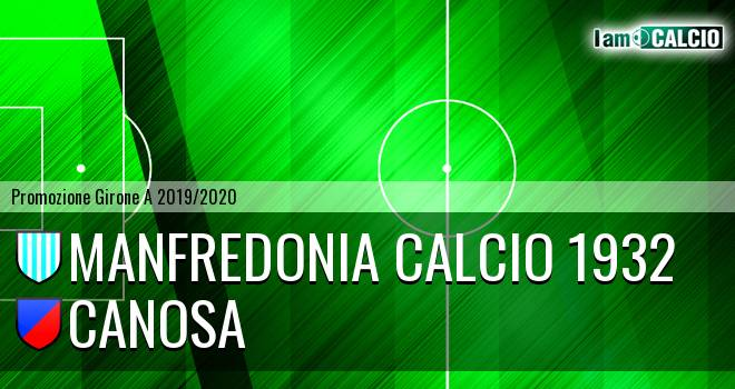 Manfredonia Calcio 1932 - Canosa
