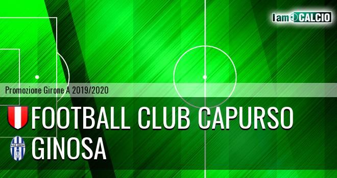 Football Club Capurso - Ginosa