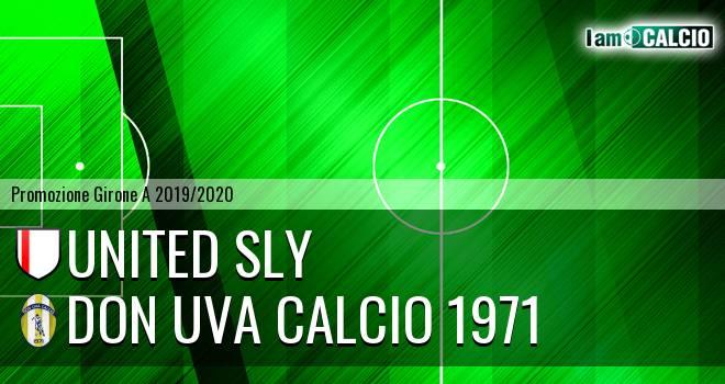 United Sly - Don Uva Calcio 1971