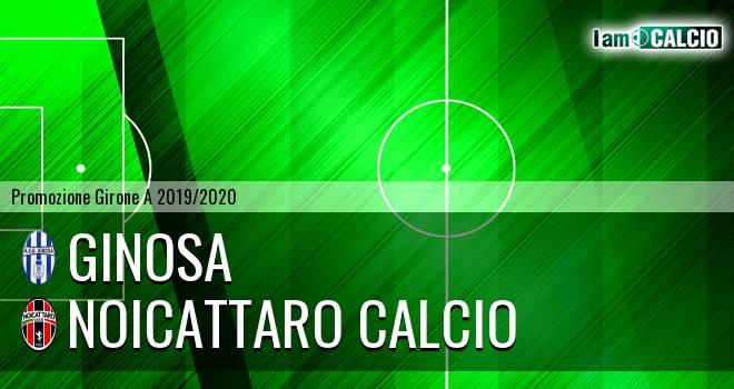 Ginosa - Noicattaro Calcio