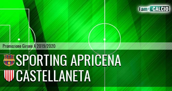 Sporting Apricena - Castellaneta