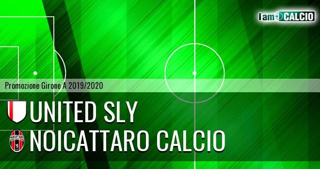 United Sly - Noicattaro Calcio