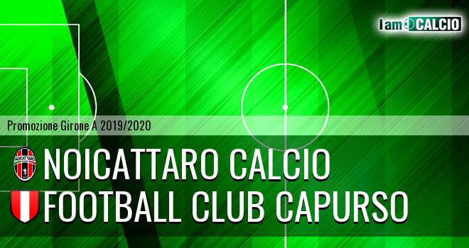 Noicattaro Calcio - Football Club Capurso