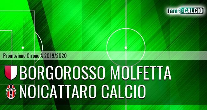Borgorosso Molfetta - Noicattaro Calcio